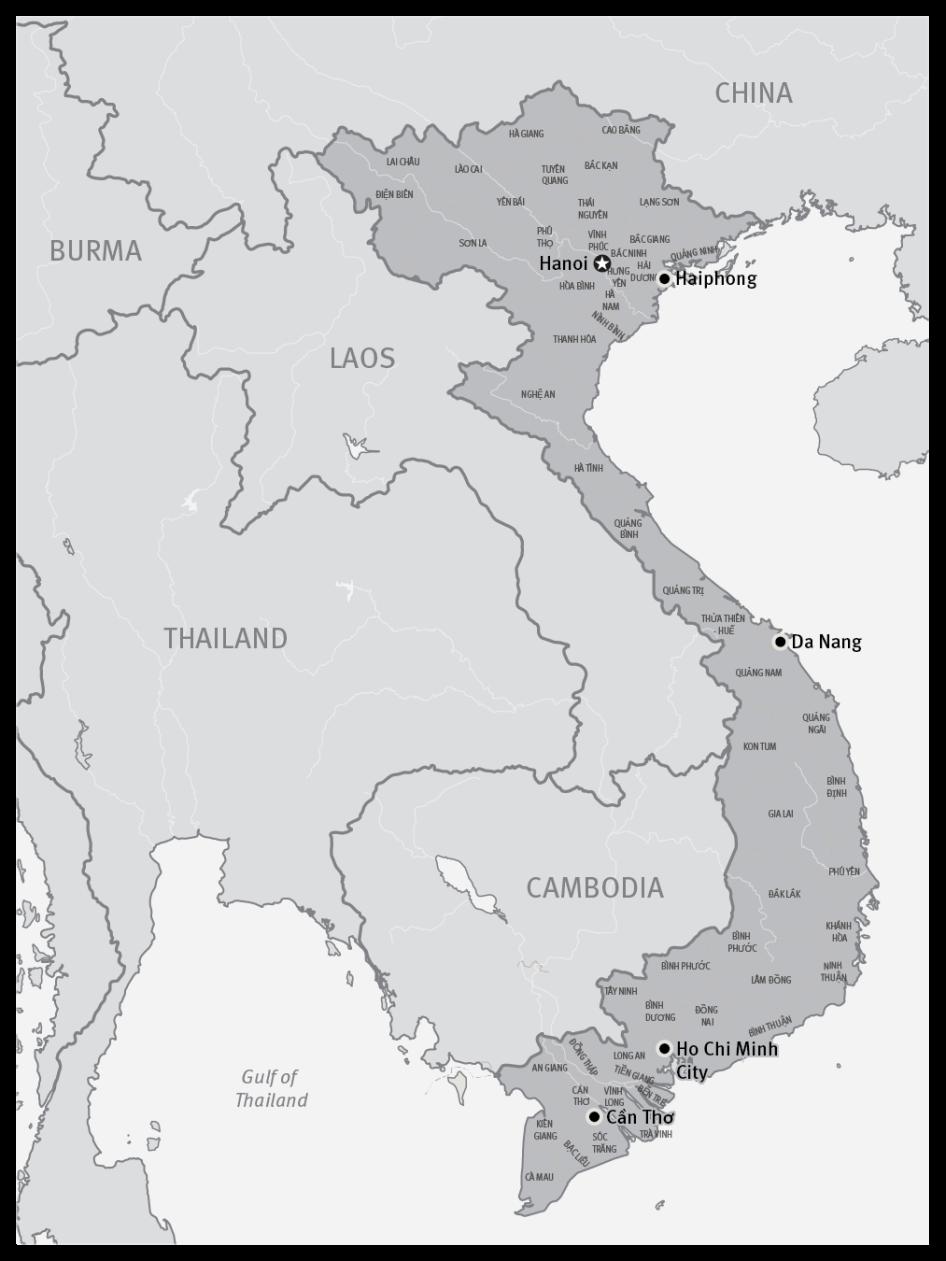 Abuses Against Montagnards In Vietnam Hrw