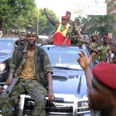 Guinea: Ex-Coup Leader Charged in 2009 Massacre