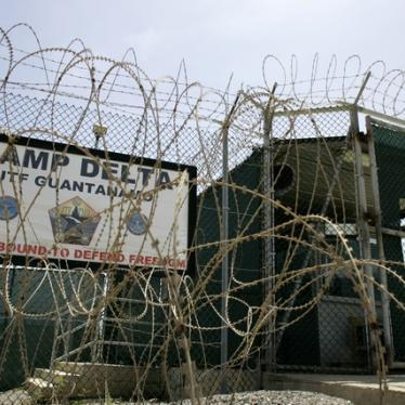 Senegal: Dakar Accepts 2 From Guantanamo