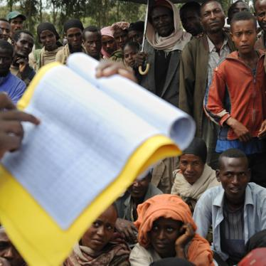 Ethiopia: Donor Aid Supports Repression