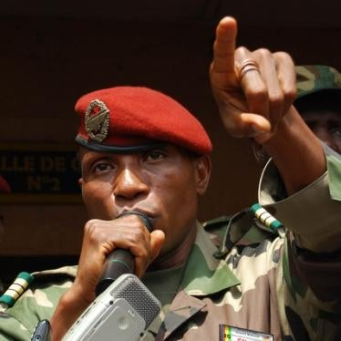 Guinée : L'ex-dirigeant du coup d'État inculpé pour son rôle dans le massacre de 2009