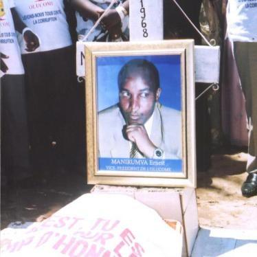 Burundi : Les autorités doivent trouver les assassins de l'activiste Ernest Manirumva