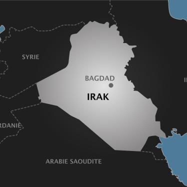 Irak : Risque de famine dans la ville assiégée de Falloujah
