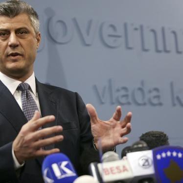 Kosovo : L'enquête de l'UE constitue un pas vers la justice