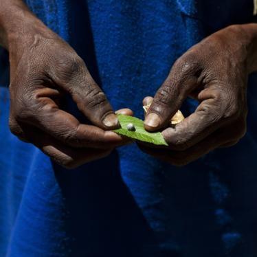 Tratado sobre mercurio: Prohibir que los niños que extraen oro usen esta sustancia