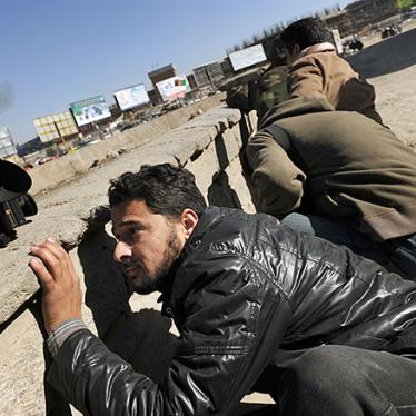 Summary. Afghanistan: Media Under Attack