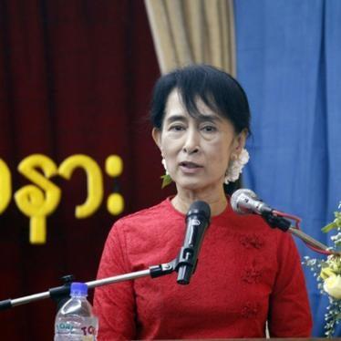 Can Aung San Suu Kyi control Myanmar's military?