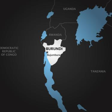 Burundi: Human Rights Recommendations for Geneva Conference