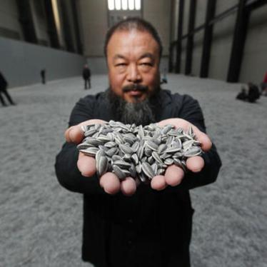 China: Release Artist and Critic Ai Weiwei