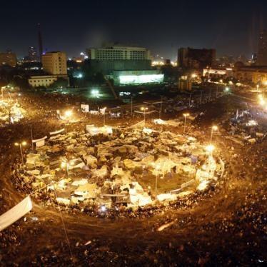 מצרים: נאום מובארכ לא נותן מענה למשבר זכויות האדם