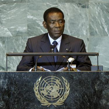 UNESCO: Eliminate Obiang Prize