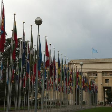UN Human Rights Council: Build on Recent Successes