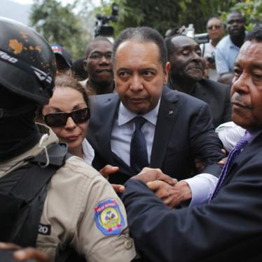 Haiti: Justice Denied by Duvalier's Death