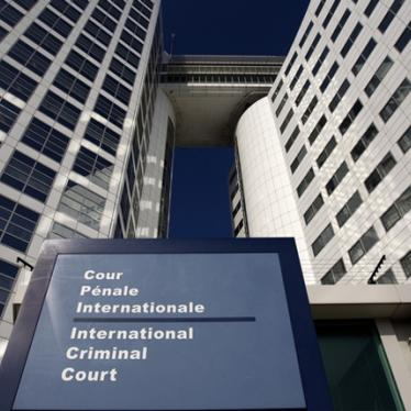 Letter to Presidents of African States Parties to the ICC