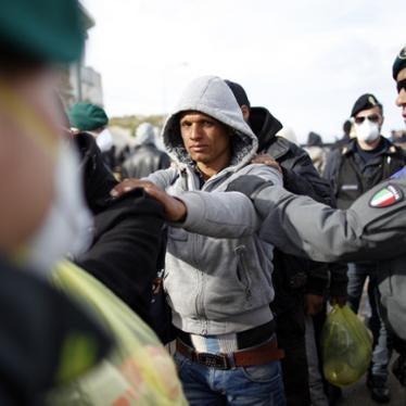 EU: Menschenrechtsverletzungen in Mitgliedstaaten ignoriert