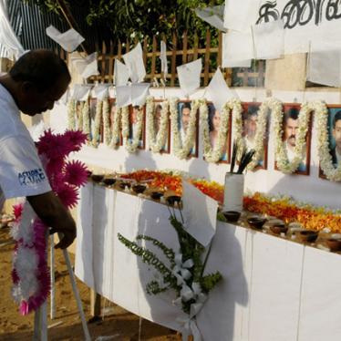 Justice for a Sri Lankan Massacre