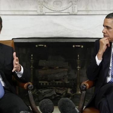 Obama debería exigir a Santos que se garantice justicia