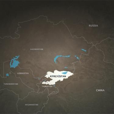 World Report 2013: Kyrgyzstan