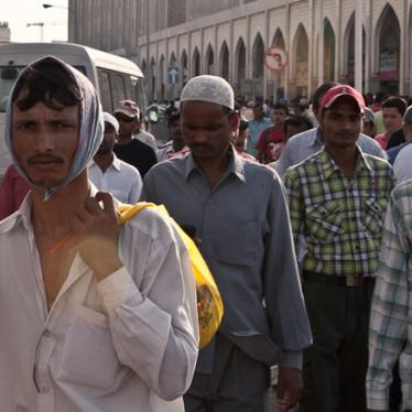 Qatar Can Still Take Lead on Migrant Worker Changes