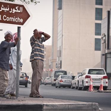 Qatar: Abusos contra los trabajadores migrantes