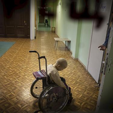 Russia: Children with Disabilities Face Violence, Neglect