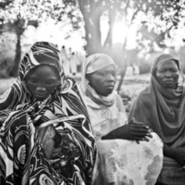 Sudan's Bombing Campaign, and the Aftermath for Women