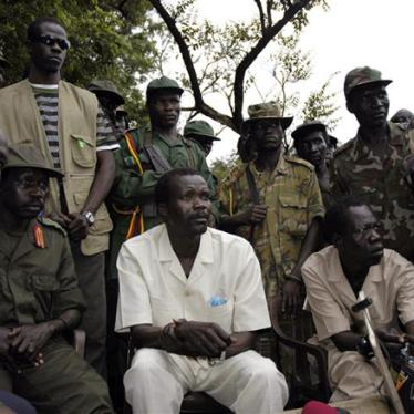 From Campaigning to Action on Joseph Kony and the LRA