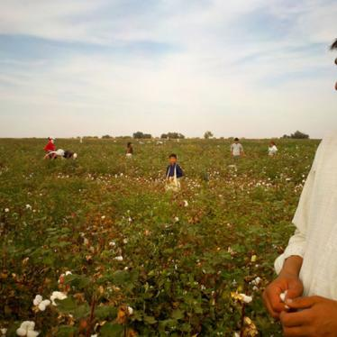 Uzbekistan: Forced Labor Linked to World Bank Corporate Loan