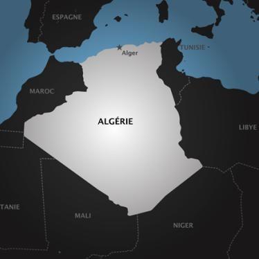 Algérie: Les procès pour terrorisme discrédités par les retards