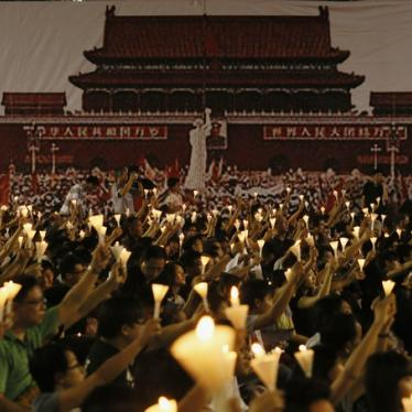China: Legacy of Tiananmen Denial Erodes Rule of Law