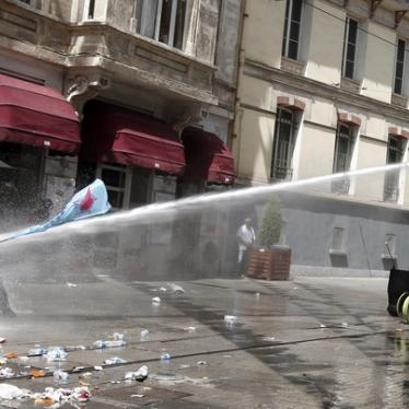 Turkey: End Police Violence at Protests