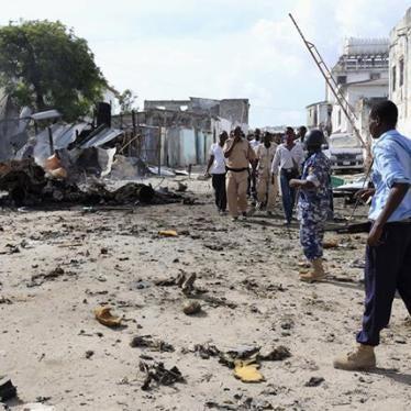 Somalie : Les nouvelles attaques commises par Al-Chabab constituent des crimes de guerre