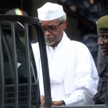 Chad: Court Order, But No Cash, for Ex-Dictator's Victims