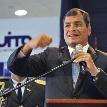 Ecuador: Clausuran a organización de derechos ambientales e indígenas