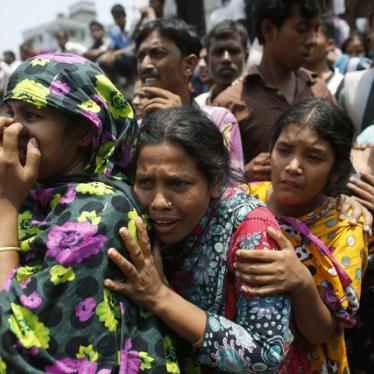 A Message to Global Brands from a Rana Plaza Survivor