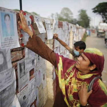 The April 24 Ritual – Rana Plaza's Unfinished Legacy