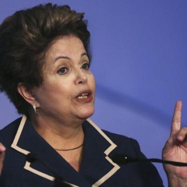 Relatório Mundial 2014: Brasil