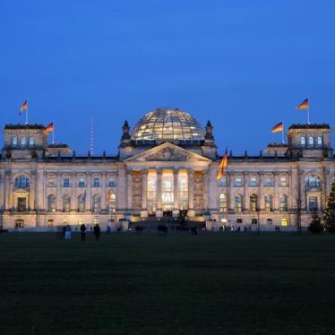 Bundestag zieht umstrittene Abgeordnete aus Menschenrechtsgremium ab