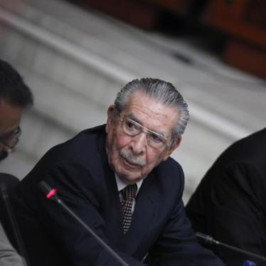 Guatemala: Rios Montt Convicted of Genocide