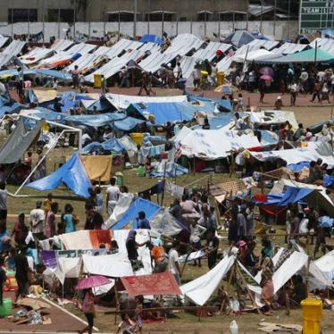 Dispatches: The Philippine Picture of Badjao Displacement