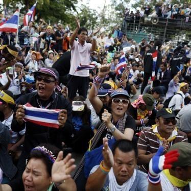 World Report 2014: Thailand