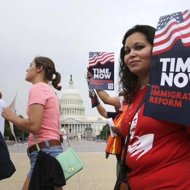US: Time for Immigration Reform Is Now