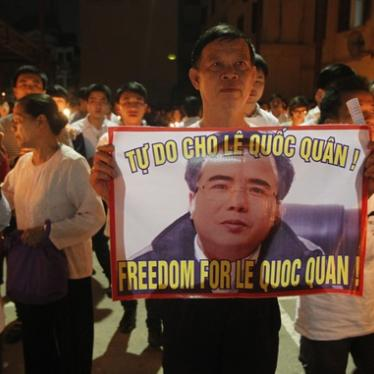Vietnam: Drop Politically Motivated Charges Against Critics