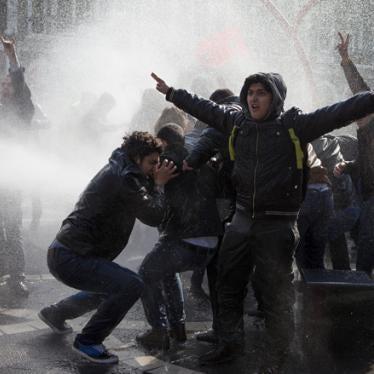 Азербайджан: Подавление гражданского общества