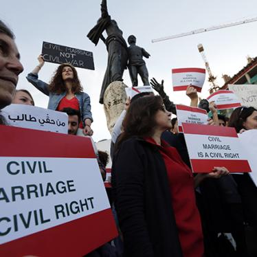Interview: Women Unequal Under Lebanon's Law