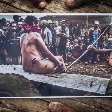 World Report 2014: Papua New Guinea