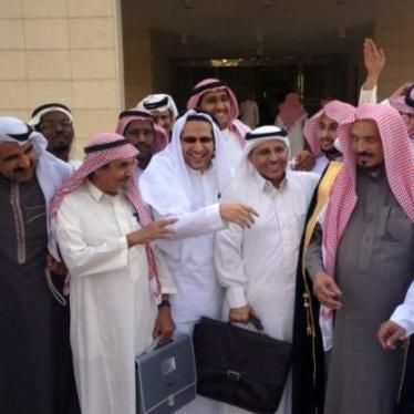 Saudi Arabia: Activists Challenging Status Quo