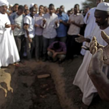 Sudan: No Justice for Protester Killings