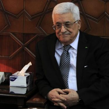 What the EU Should Be Telling Palestinian Leaders
