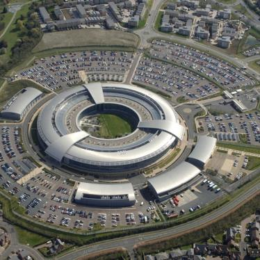 Dispatches: UK Oversight Committee Blesses 'Bulk' Surveillance